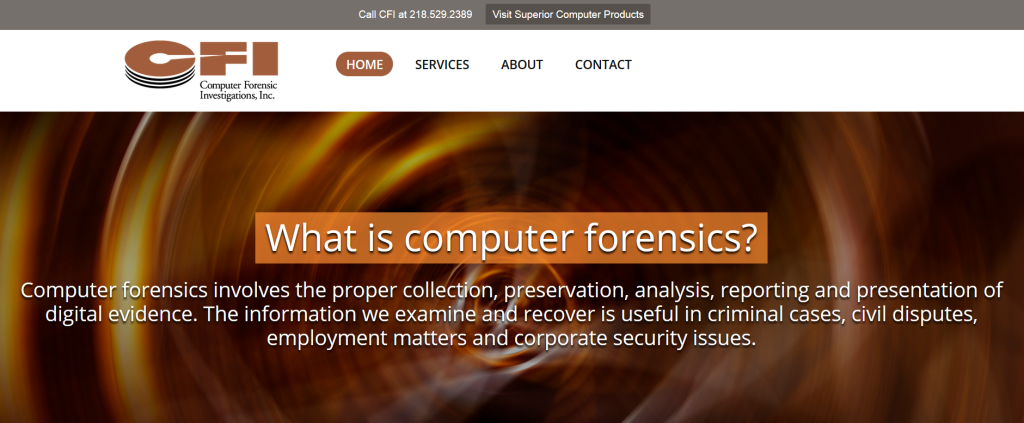 Computer Forensic Investigations