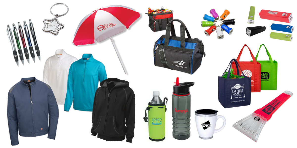 Promotional Items at Surge