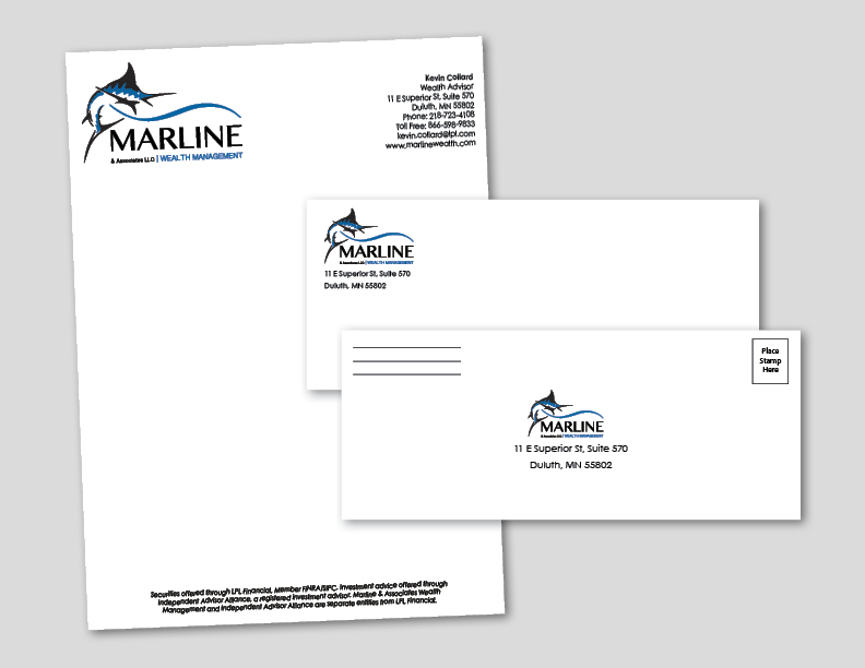 Marline Wealth Management Stationary