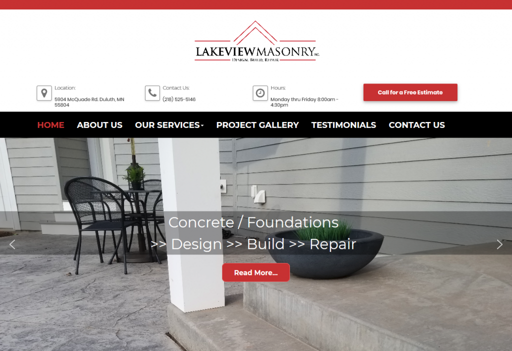Lakeview Masonry