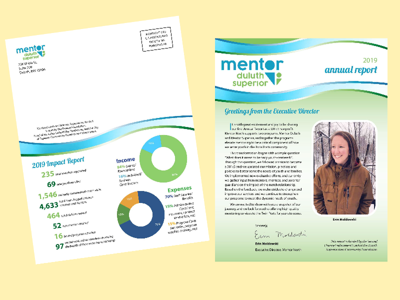 Mentor North Annual Report