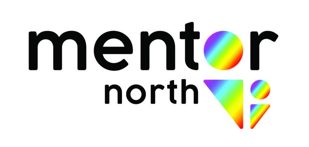 Rainbow Mentor North Logo