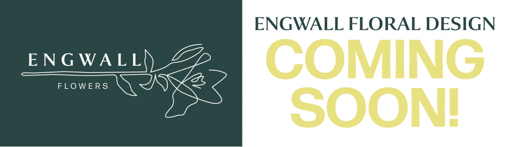 Engwall Floral Coming Soon Banner